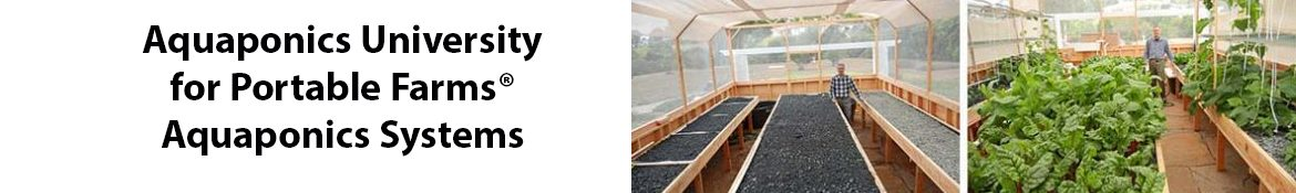 Aquaponics University